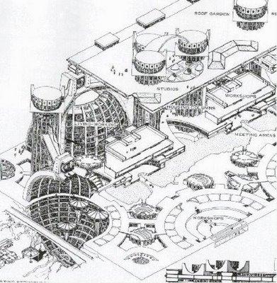 arcosanti-plans