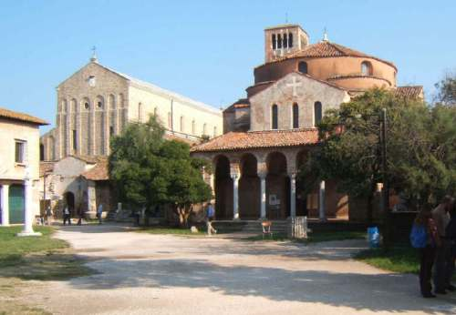 torcello basilique santa maria