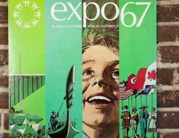 EXPO 67 AGIT PROP