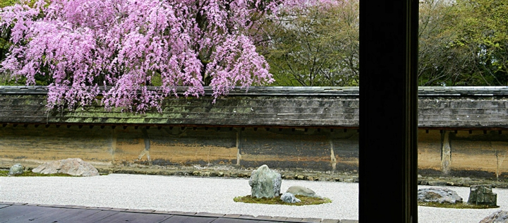 ryōan-ji JARDINS SOMPTUEUX