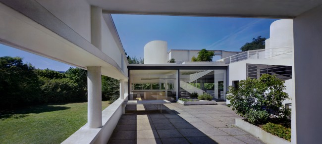 Villa Savoye galleryhip