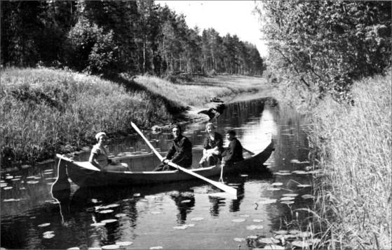 Boating the Inland Lakes – Valaamo Monastery