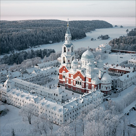 The restoration of the Transfiguration of the Saviour Cathedral complete – 2003