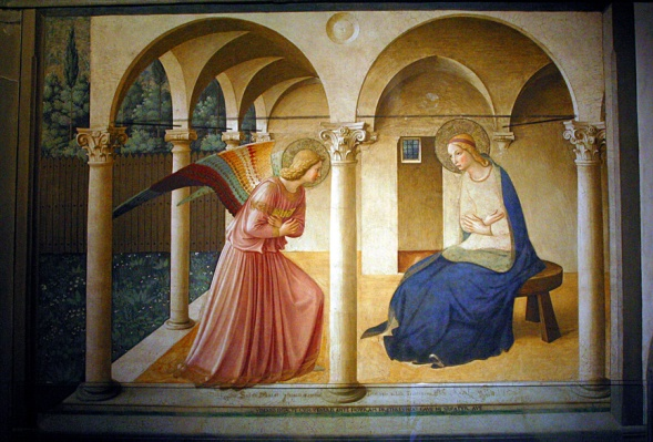 Annonciation-Fra-Angelico