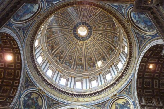 Coupole-Basilique-Saint-Pierre-de-Rome