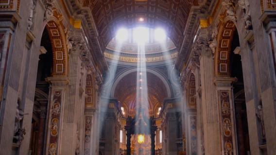 Saint-Pierre-de-Rome-céleste-architecture
