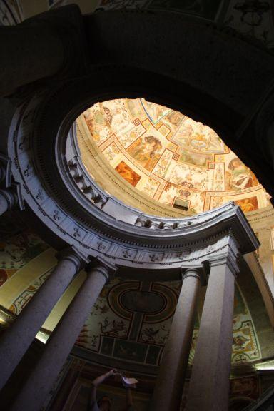 The First Pentagon Villa Farnese