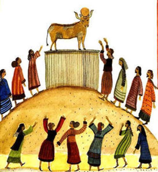 Adoration du Veau d'or